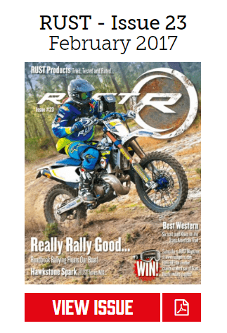 Rust Dirt Bike Magazine Issue 23