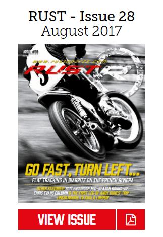Rust Enduro GP Magazine issue 28