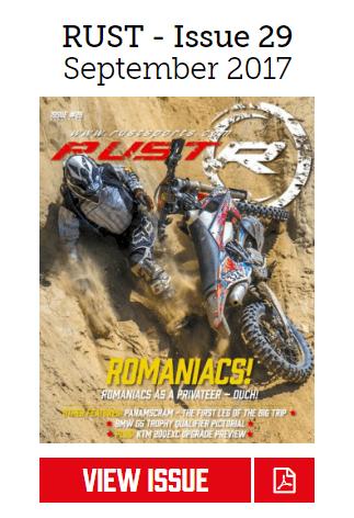 Rust BMW GS Magazine Issue 29