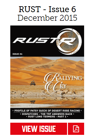Rust Bike Magazine Free