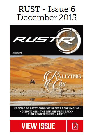Rust Bike Magazine Free