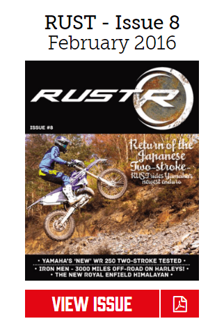 Rust Motocross Magazine