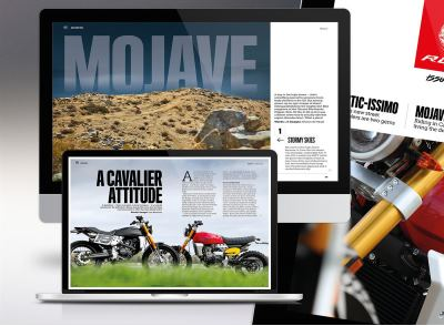 bike magazine by rustsports