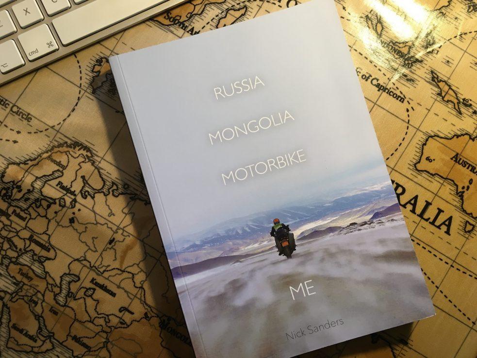 NICK SANDERS MONGOLIA