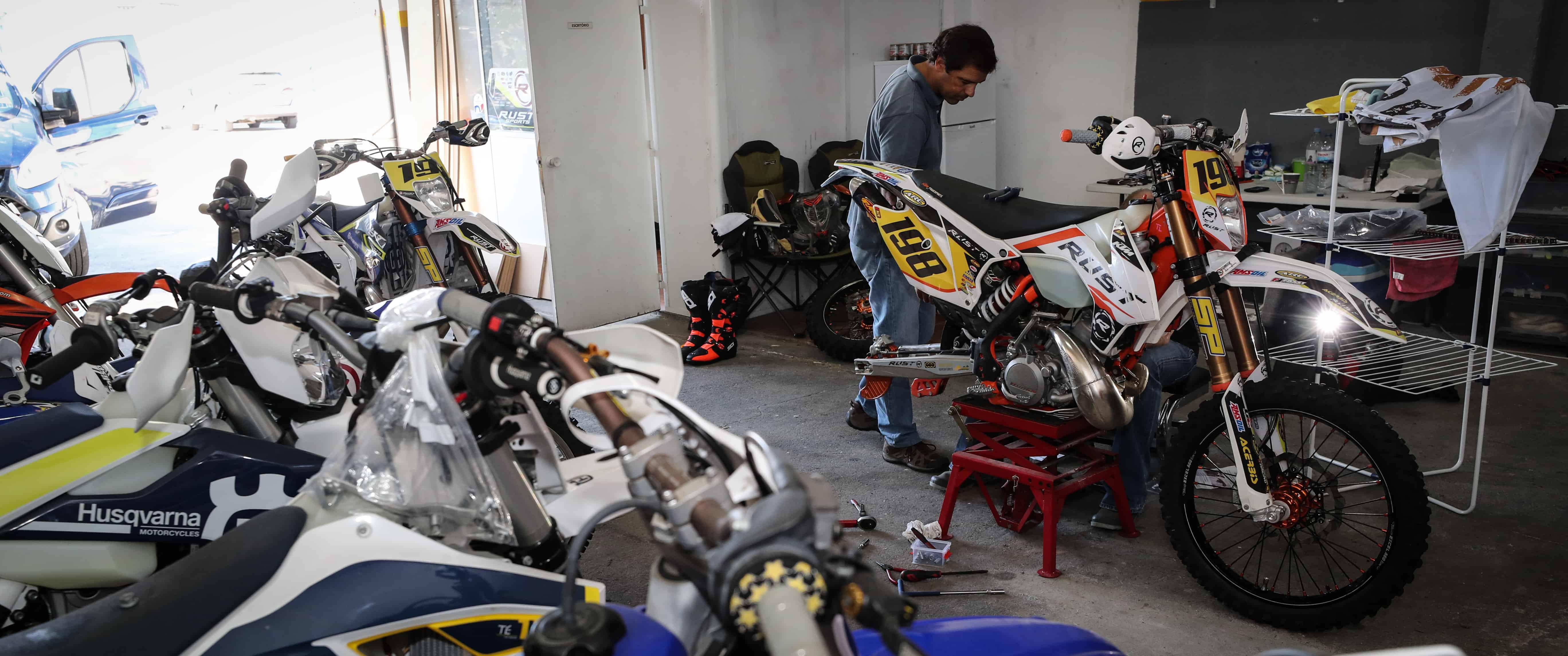 2016 KTM 200EXC