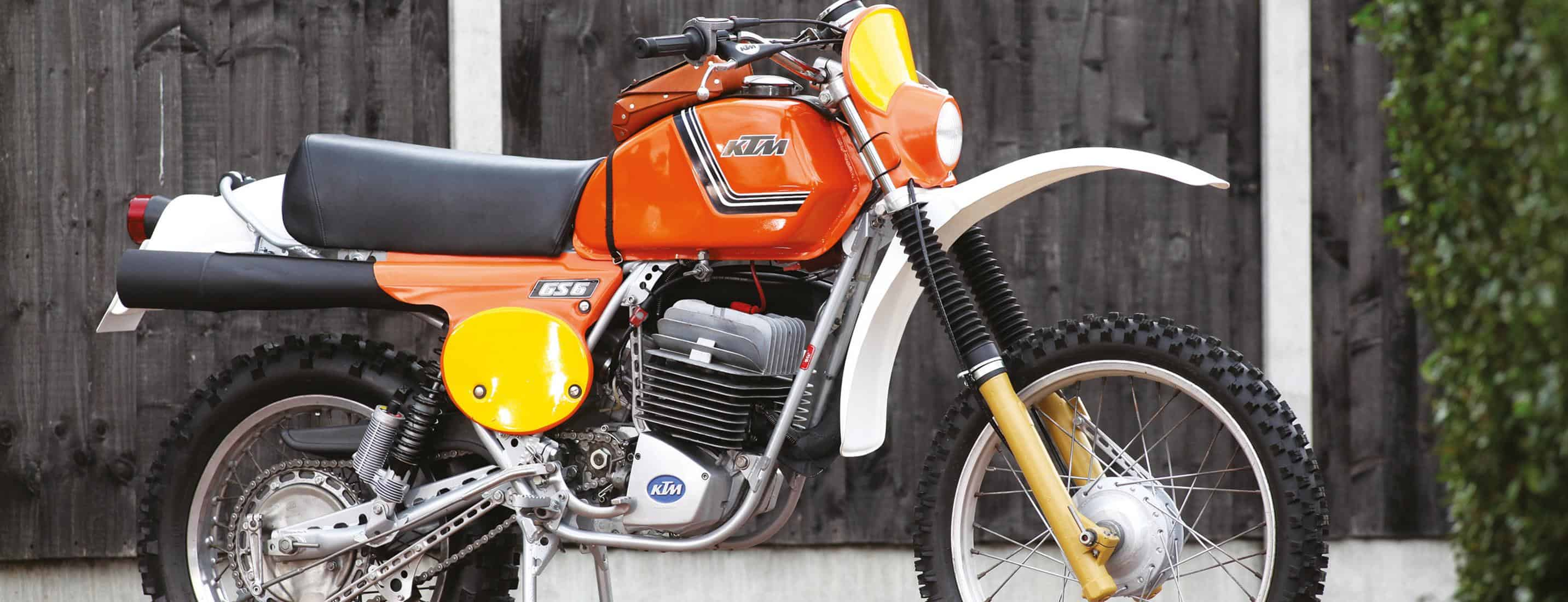 1978 KTM 400 GS6