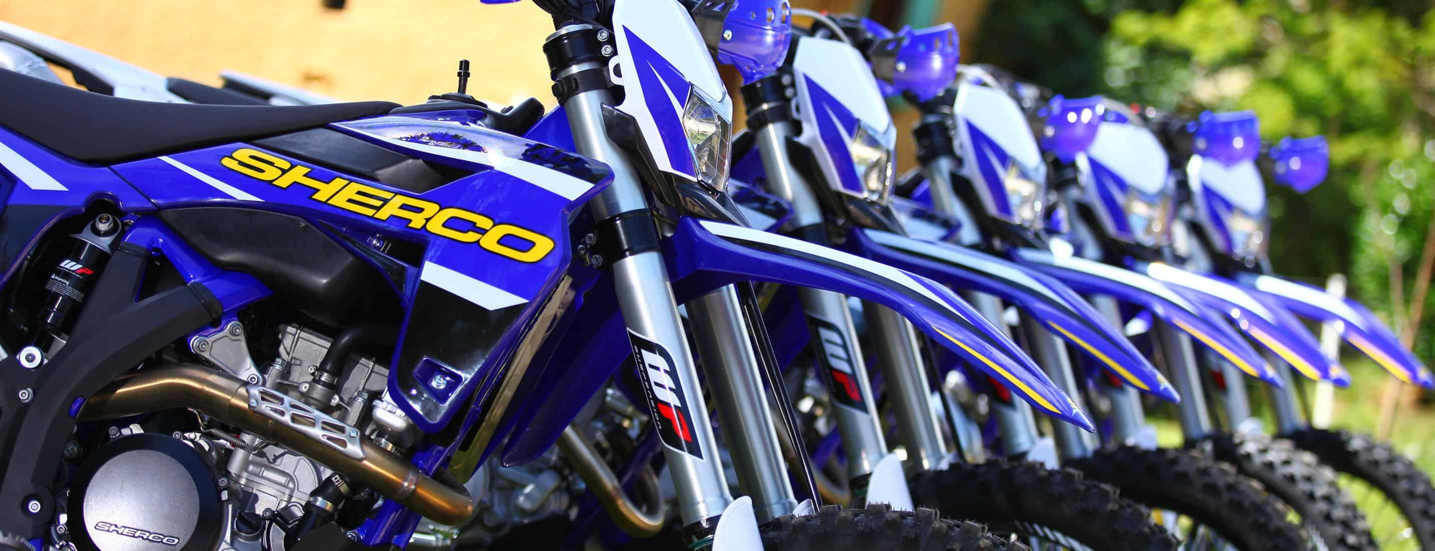 2015 SHERCO LAUNCH