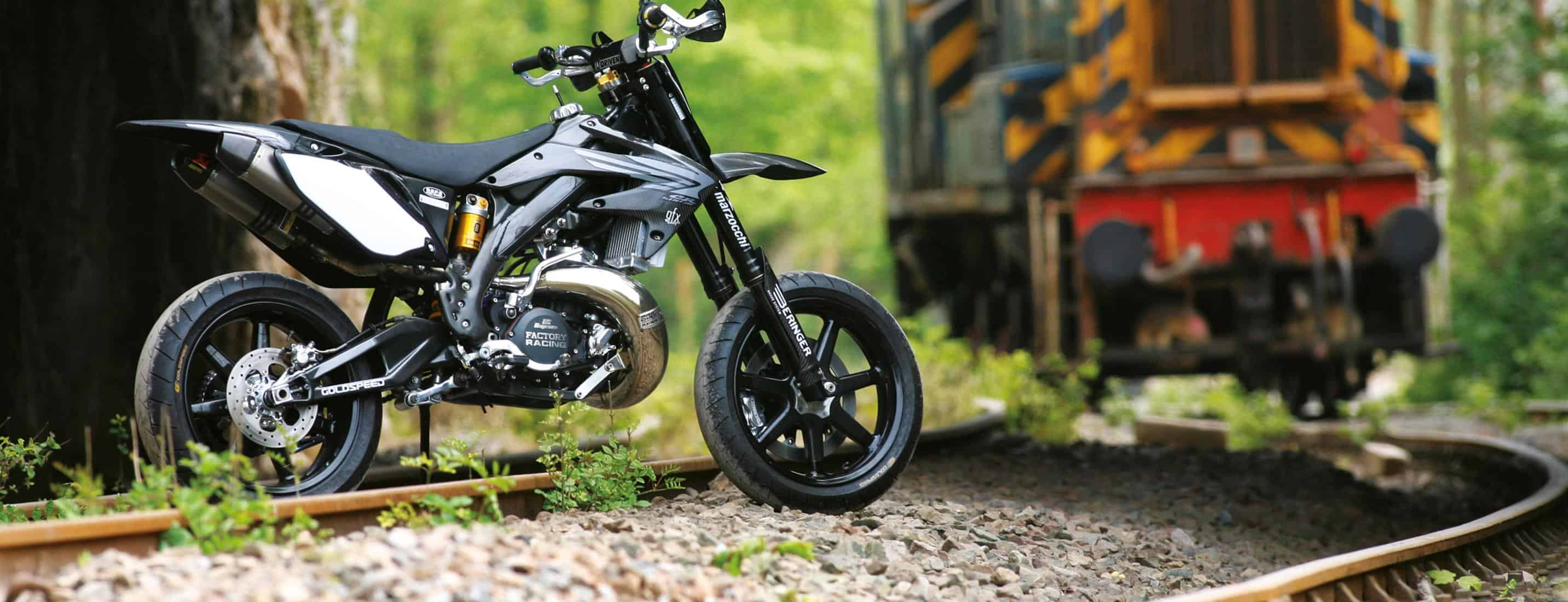 HONDA CR500 SM SPECIAL