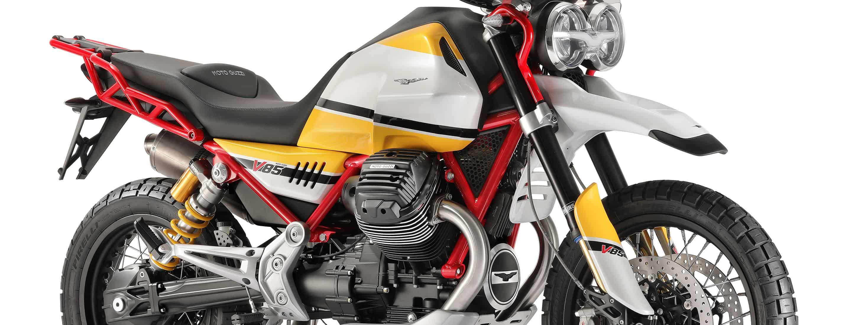 MOTO GUZZI The V85