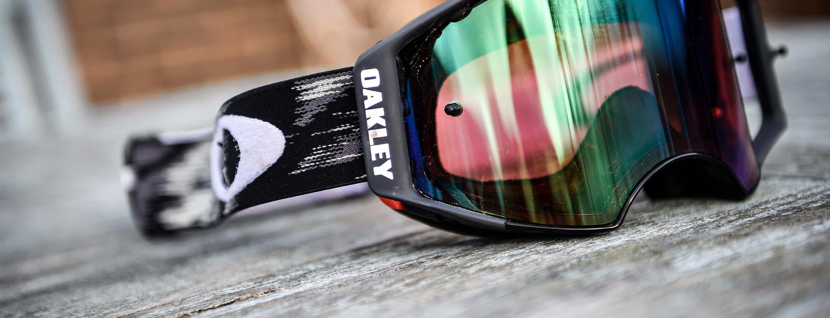 OAKLEY AIRBRAKE MX BLACK SPEED
