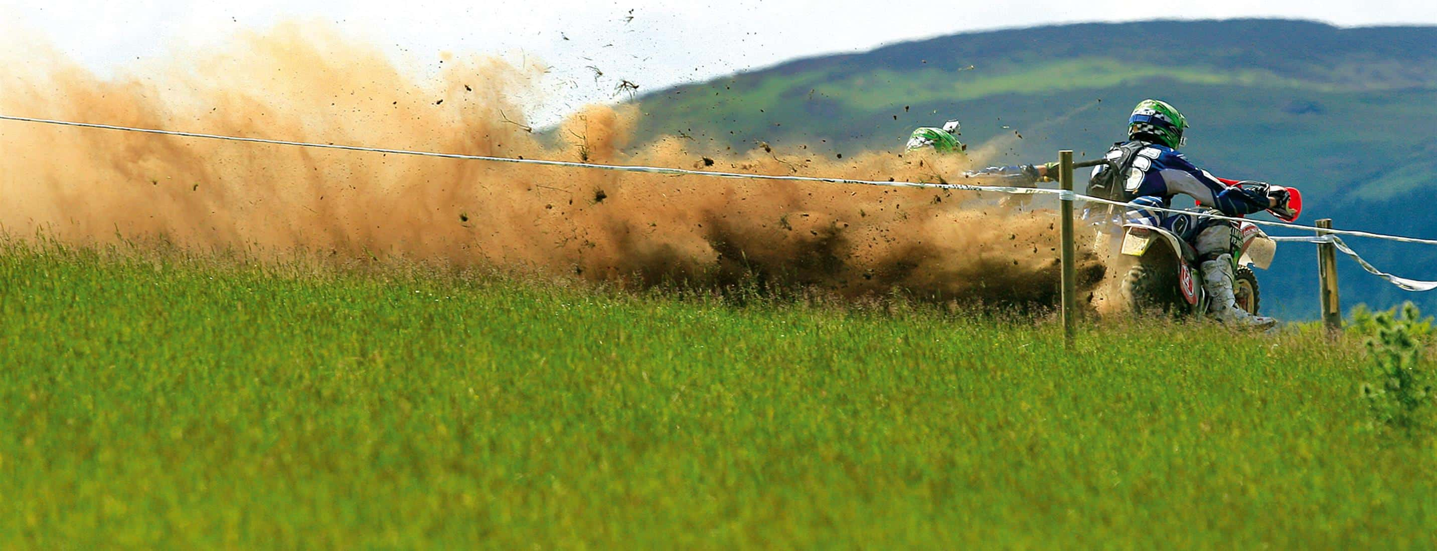 THE WORLD OF OFF-ROAD SIDECARS