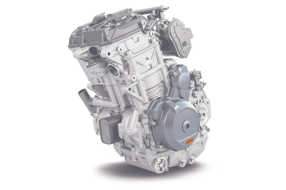 KTM 790 engine