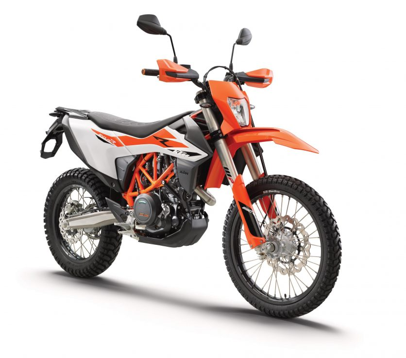 KTM 690 ENDURO R MY2019_right front