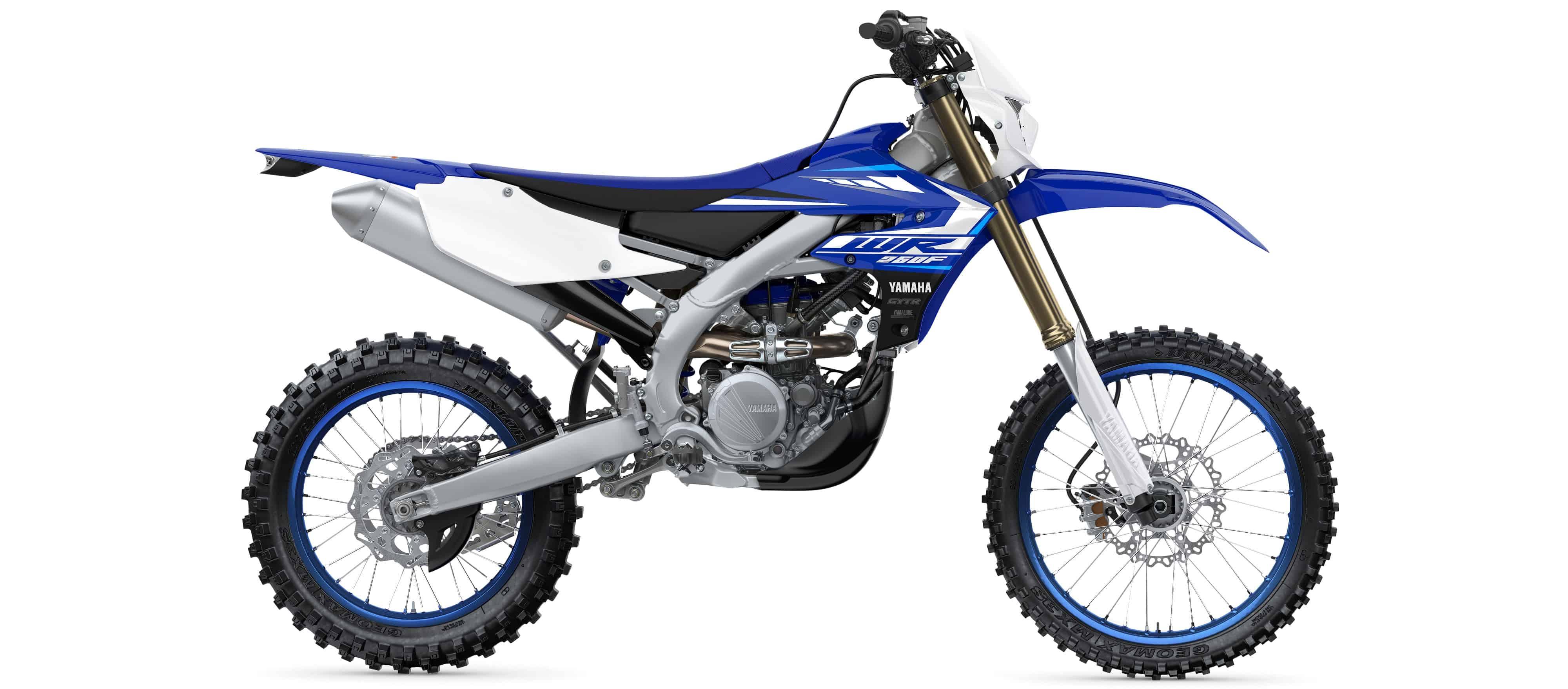 2020 Yamaha WR250F