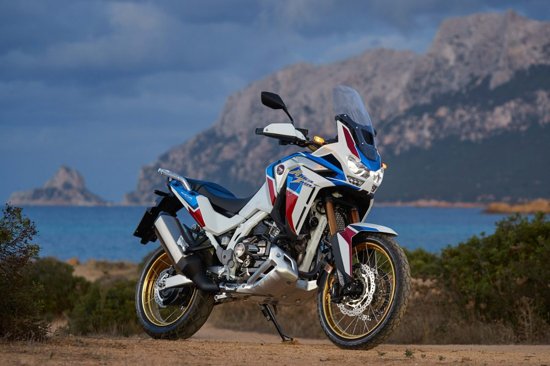 2020 HONDA CRF1000L AFRICA TWIN