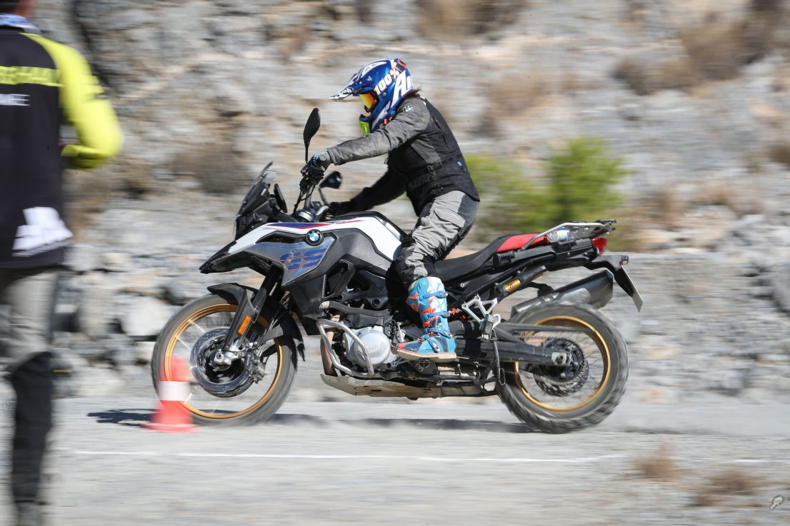 BMW Motorrad International GS Trophy Female Team Qualifier 2019. Khai Zabadin, Malaysia