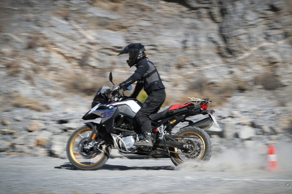 BMW Motorrad International GS Trophy Female Team Qualifier 2019.