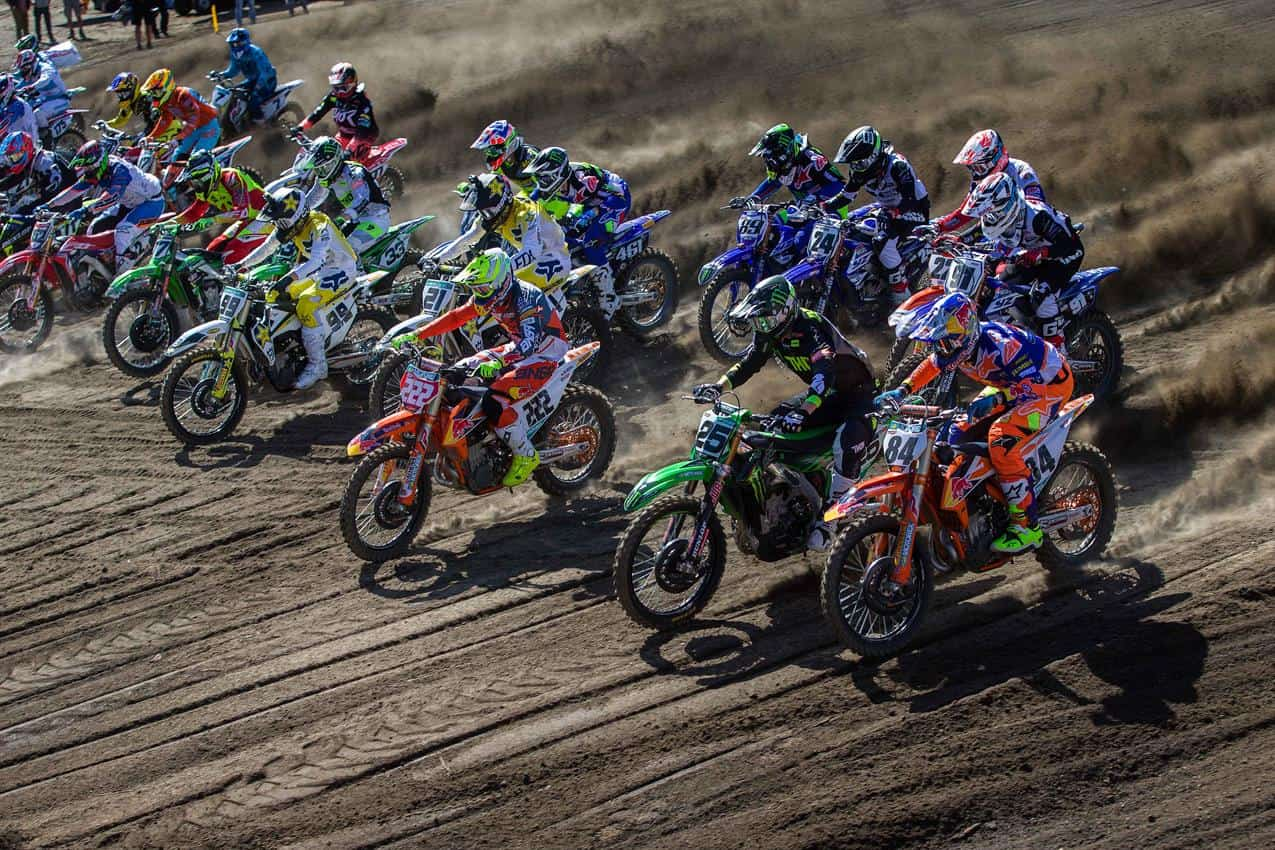 MXGP season with Tony Cairoli and Jeffrey Herlings