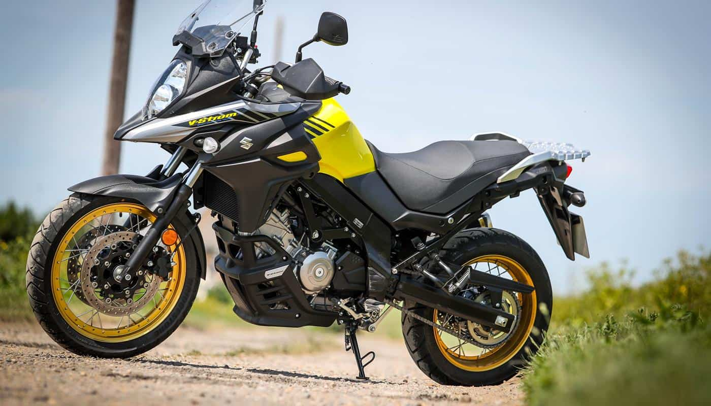 SUZUKI V-Strom 650XT adventure project part 2: the road miles
