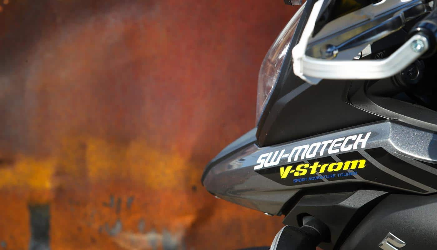 SUZUKI V-Strom 650XT adventure project part 4: V-strom goes Cannonball!