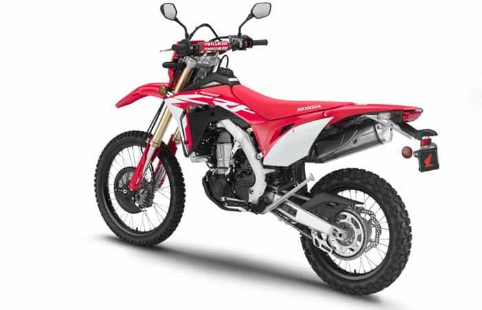 Honda CRF450L Trail Bike