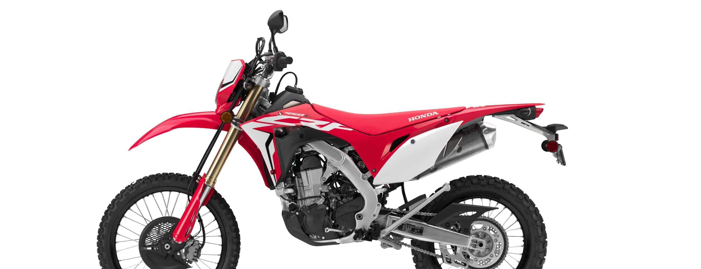 Honda CRF450L Trail Bike