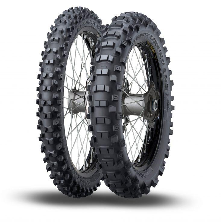 Dunlop EN91 enduro tyre