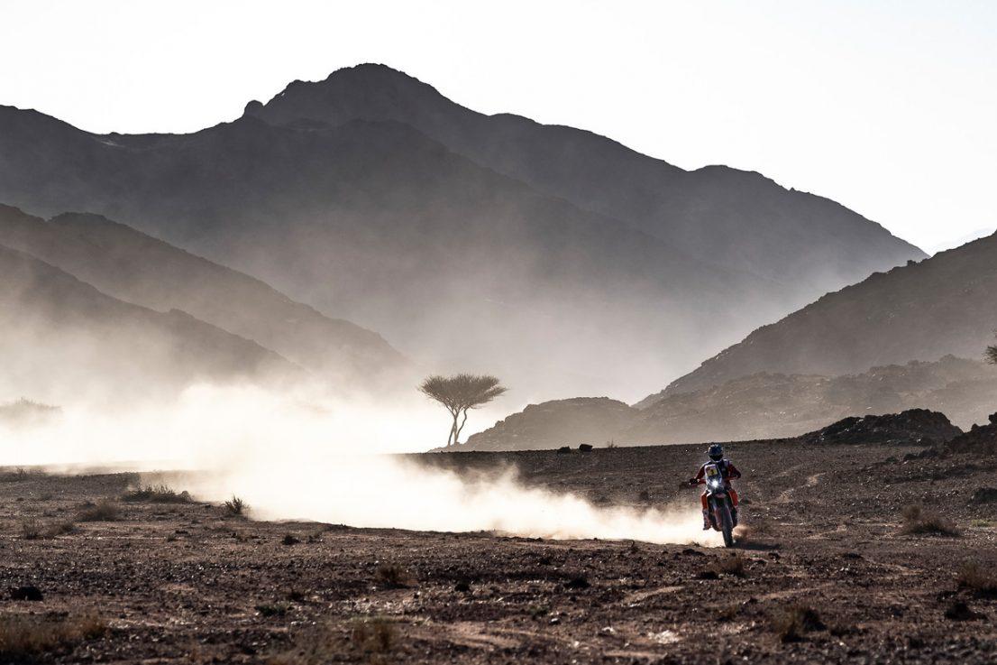 2020 Dakar Rally KTM Sam Sunderland