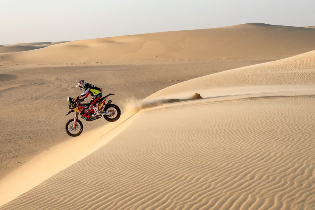 Matthias Walkner 2020 Dakar Rally