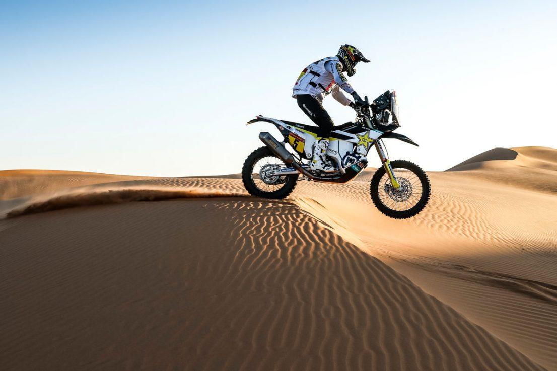 2020 Dakar rally Pablo Quintanilla