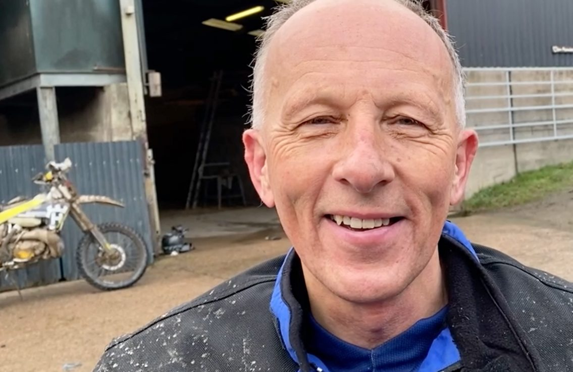 Peter Muller Yamaha Off Road Experience
