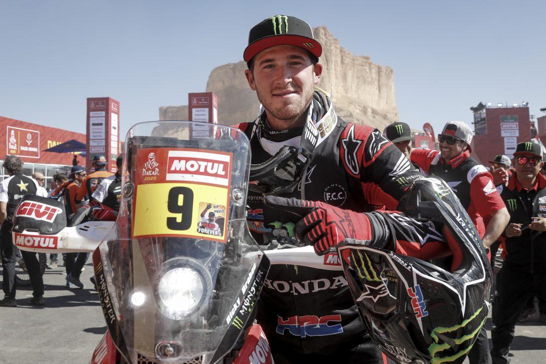 Ricky Brabec 2020 Dakar Rally