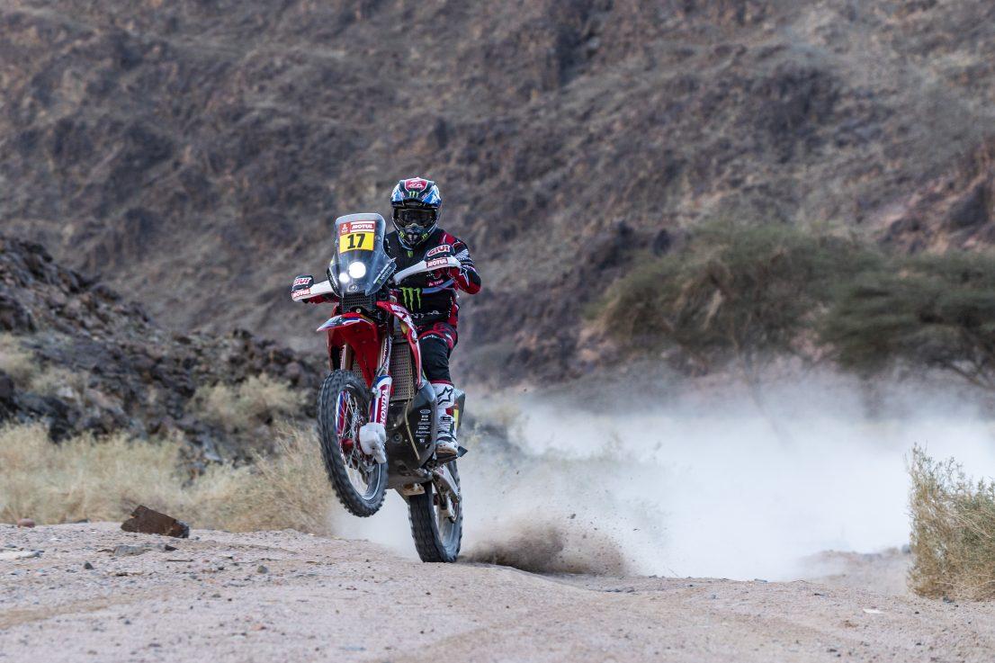 2020 Dakar Rally Honda HRC