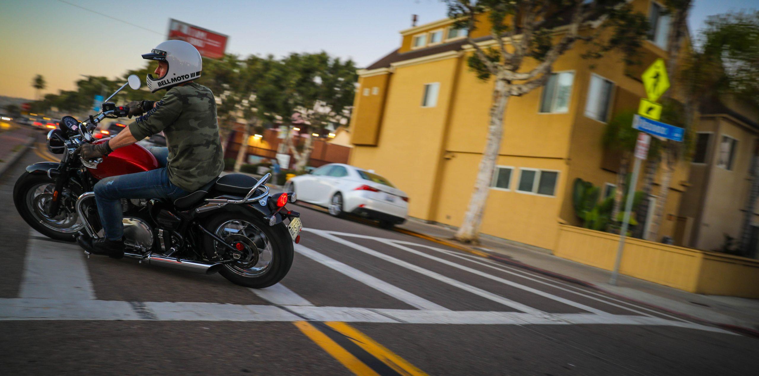 Triumph Speedmaster San Diego