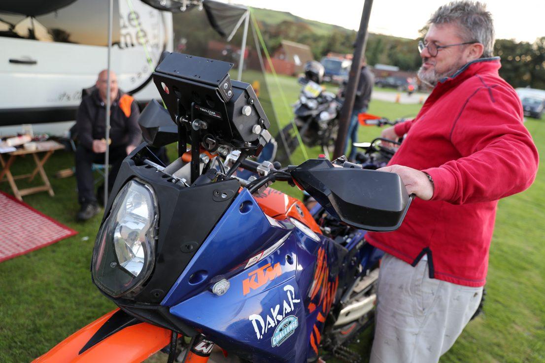 IoM 500 Rally Moto