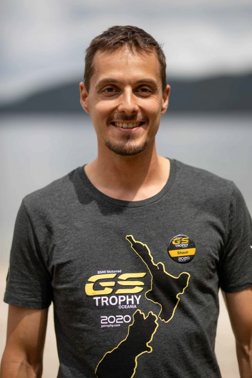 Shaun Terblanche, 2020 BMW GS Trophy