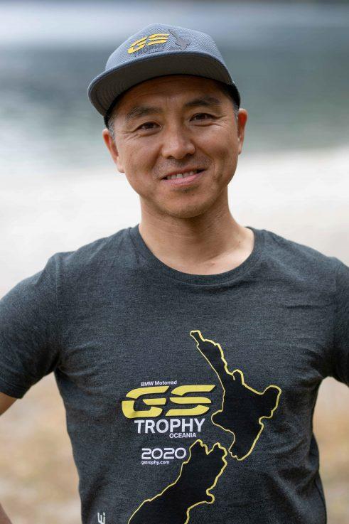 Sunao Ueda, 2020 BMW GS Trophy