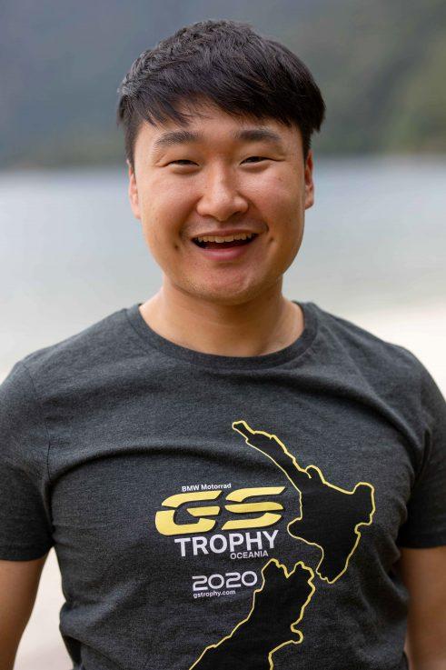 Yeonsoo Yun 2020 BMW GS Trophy