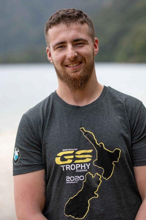 Tim Mitchell, 2020 BMW GS Trophy
