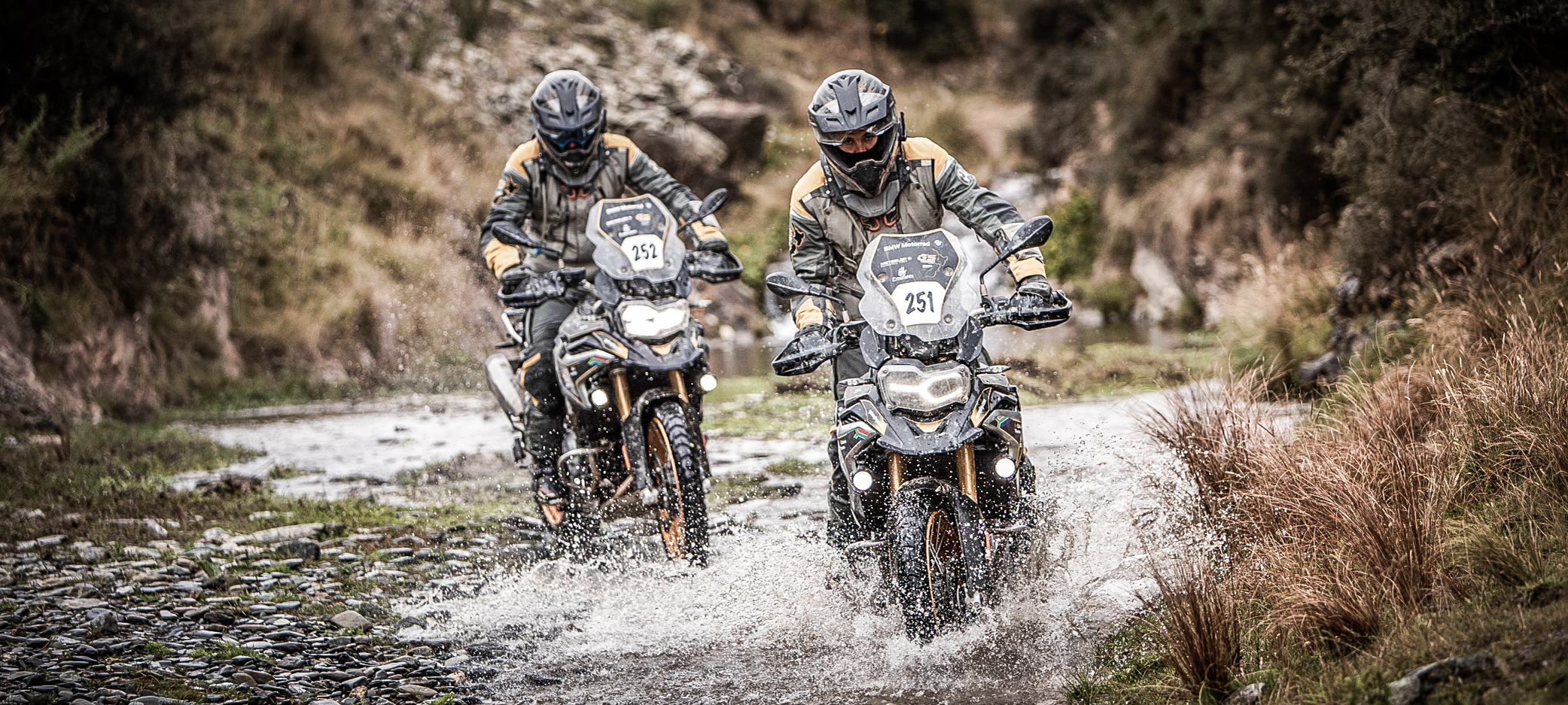 2020 BMW GS TROPHY