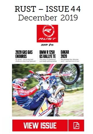 RUST 44 Motorbike Magazine