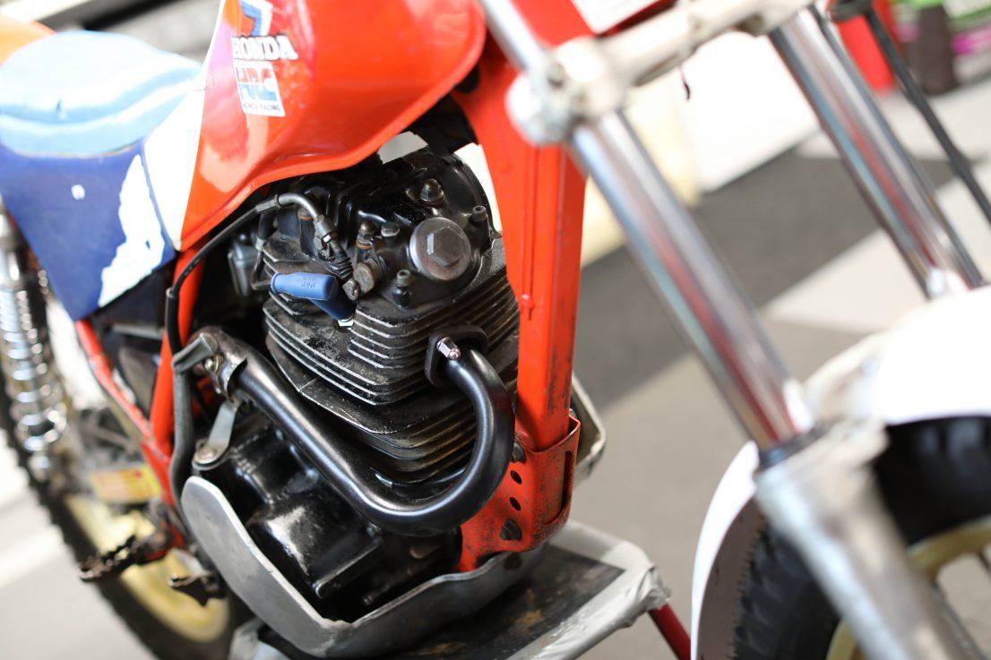 Honda TLR250