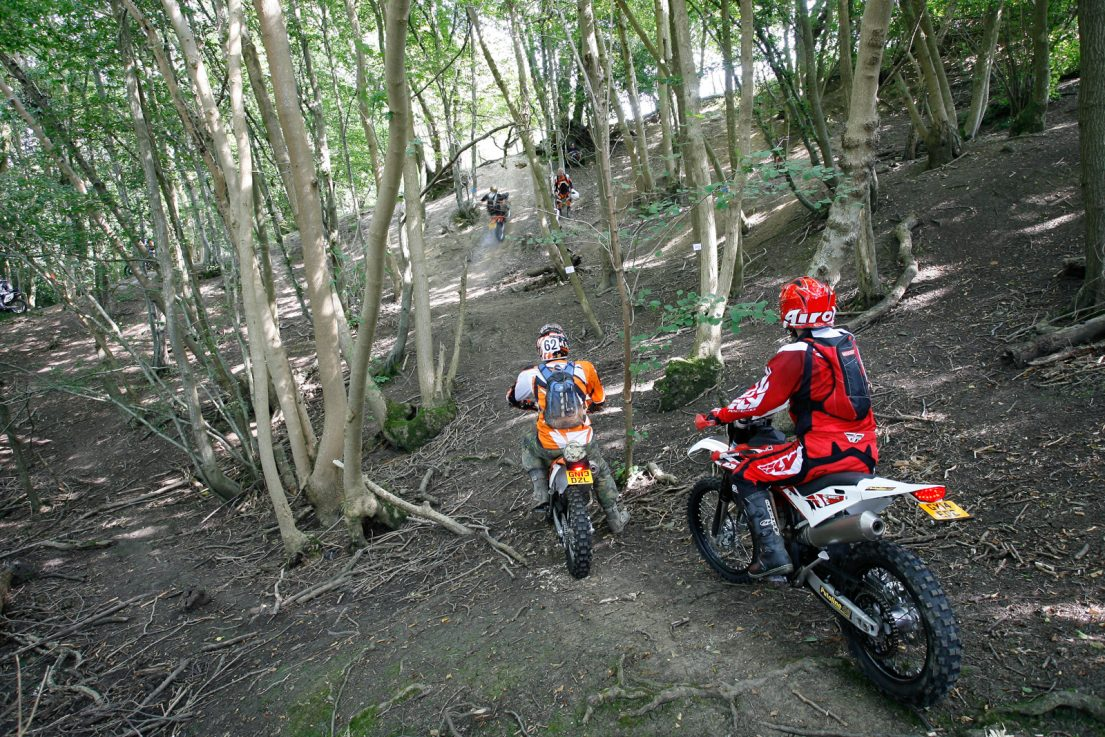 Long distance trial