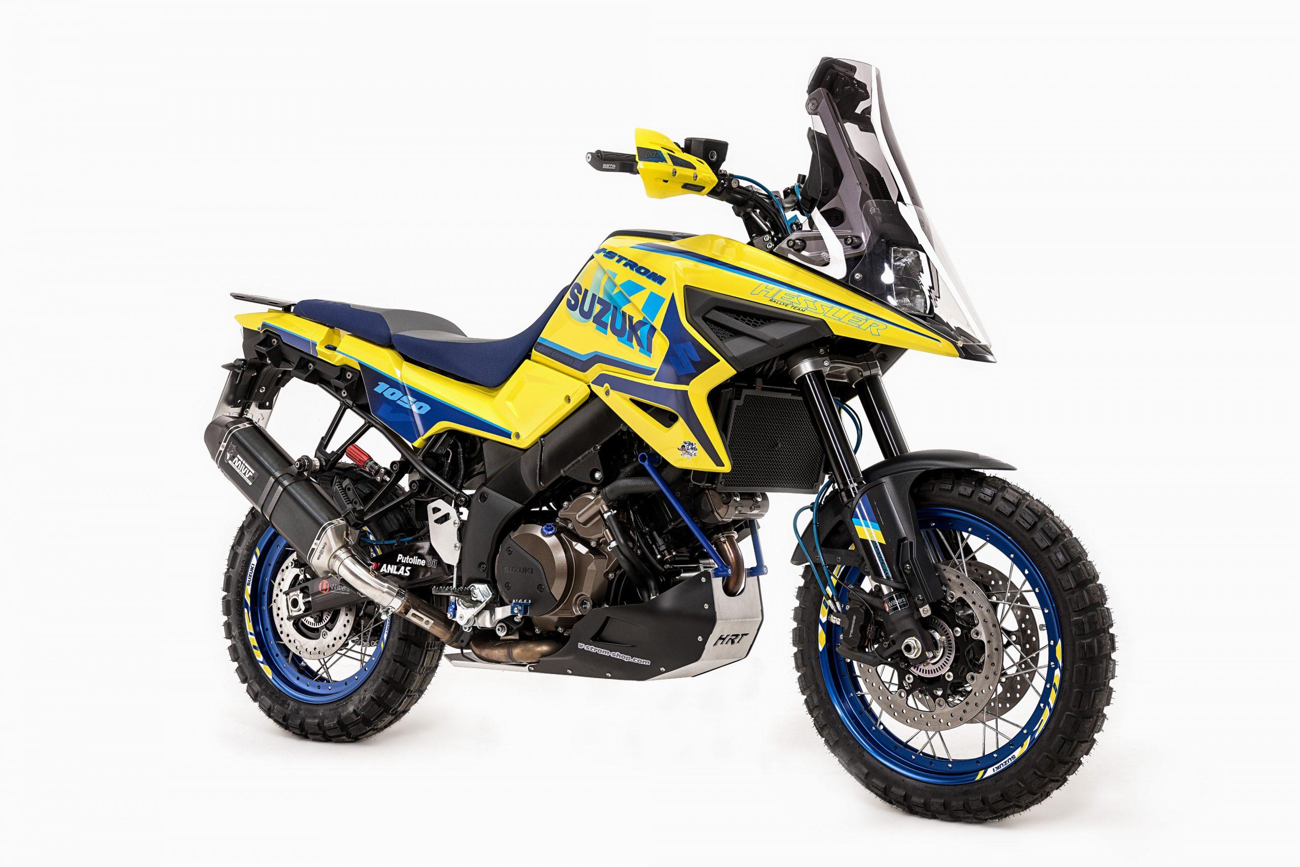 Hessler 2020 Suzuki V-Strom 1050 XT