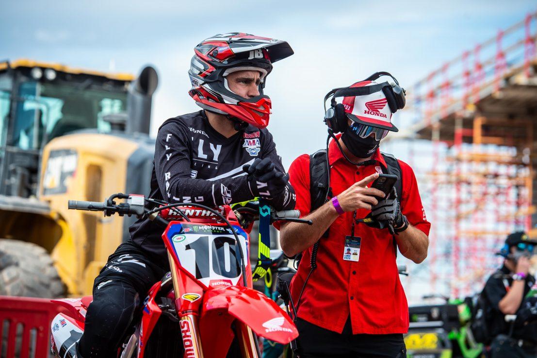 Honda HRC Justin Brayton