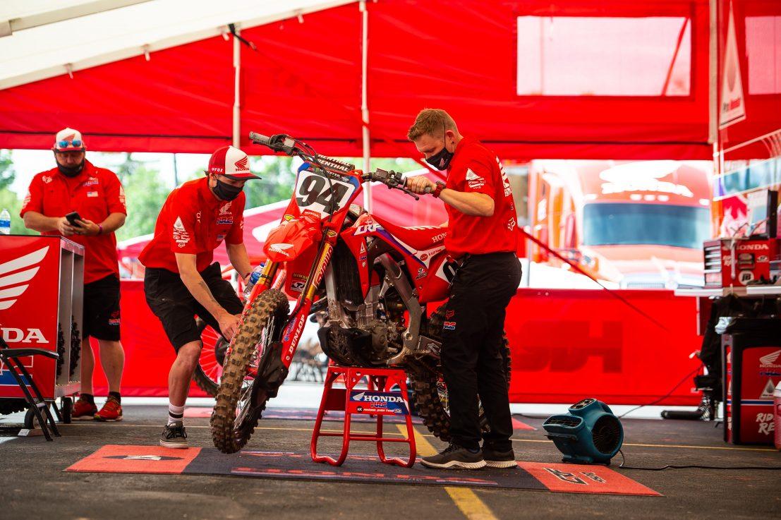 Honda HRC Ken Roczen