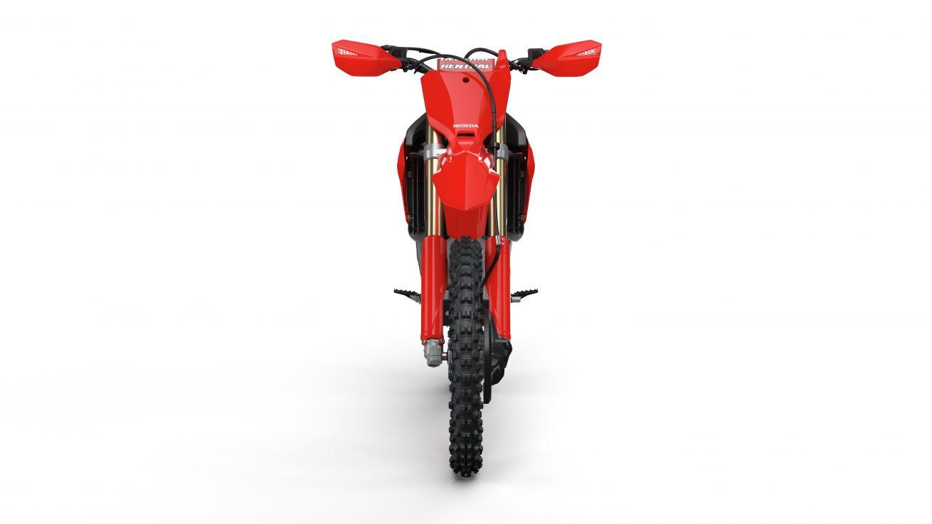 2021 HONDA CRF450RX
