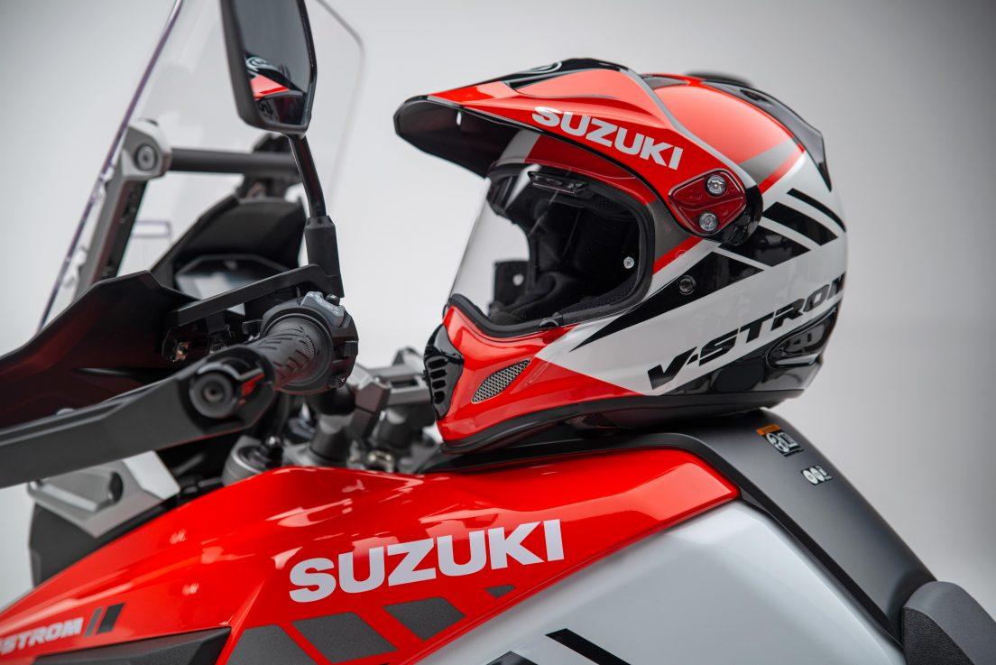 Arai Tour-X4 V-Strom edition
