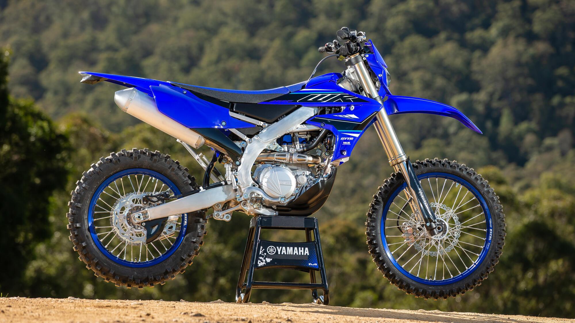 2021 Yamaha WR450F