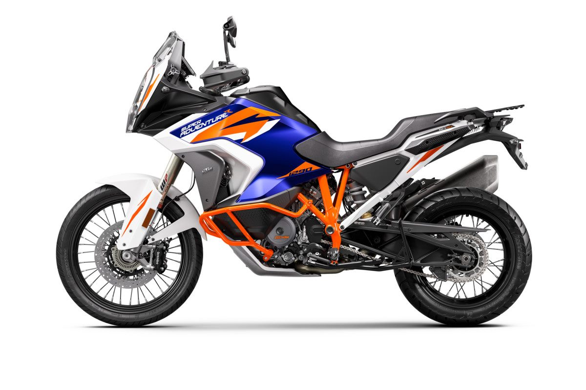 2021 Ktm 1290 Super Adventure R Revealed Rust Sports